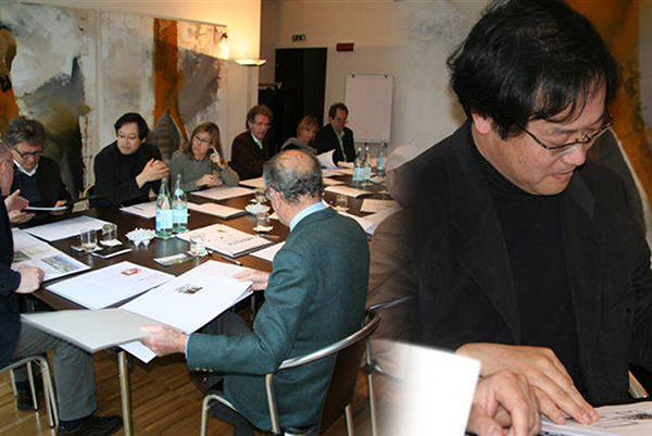 International Jury: Teatro Palladiano