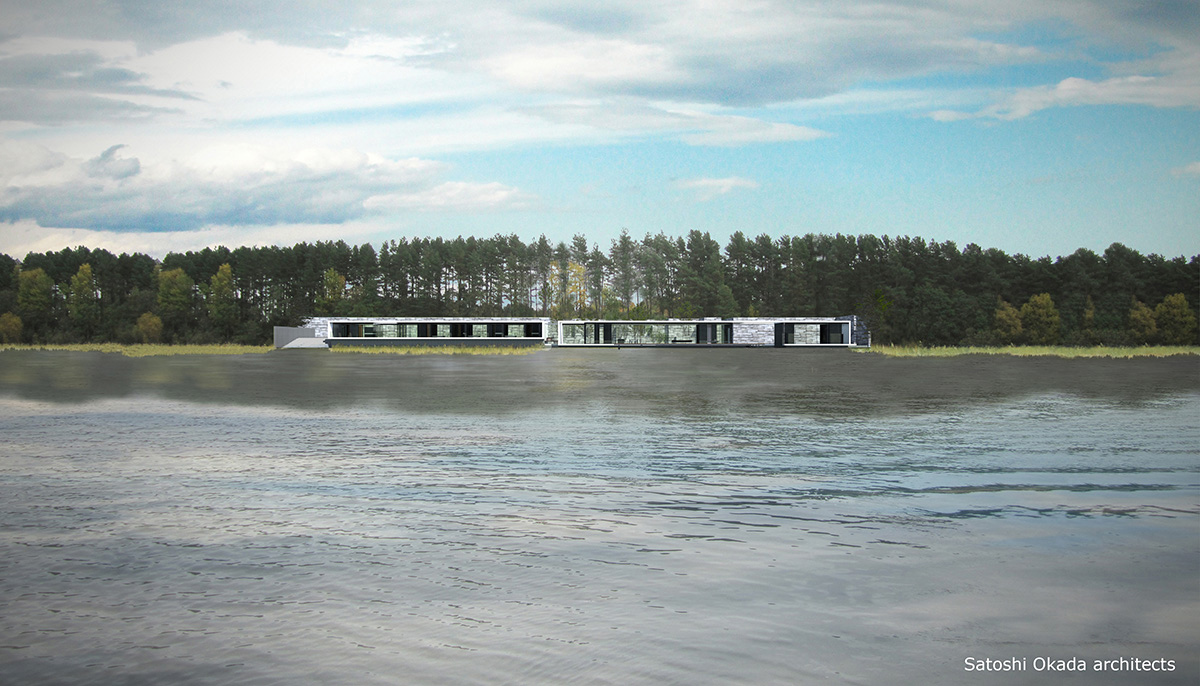 VILLA ON LAKE SELIGER(RUSSIA) main