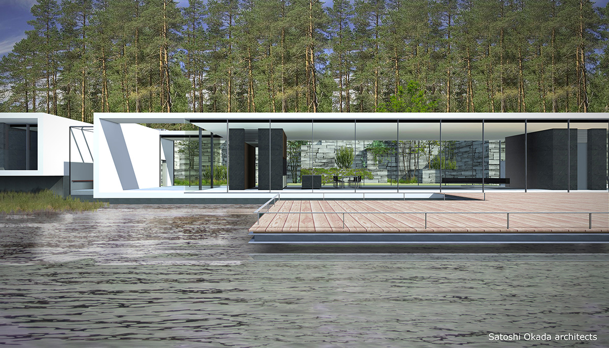 Image result for okada villa on lake