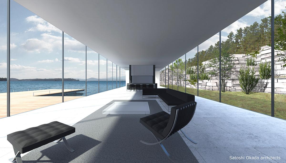 Image result for okada villa on lake